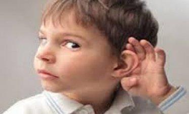 İşitme Engeli İle İlişkili Dil ve Konuşma Bozukluğu